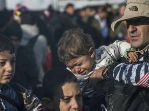 Siria: al menos 4.219 muertos durante setiembre por violencia