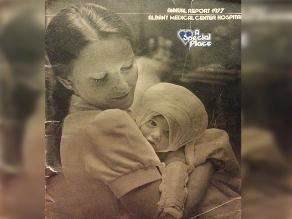 Facebook: mujer se reencuentra con enfermera que la cuidó cuando era bebé