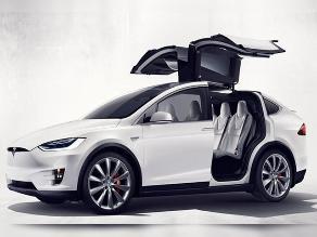 Tesla lanza el Modelo X, su vehículo eléctrico todoterreno