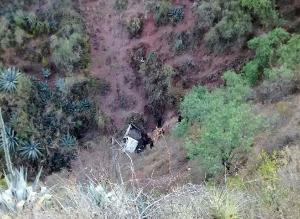 Las Bambas: reportan un herido más tras despiste de camioneta