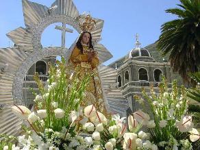 Otuzco: Virgen de la Puerta celebrará 72 años de coronación canónica