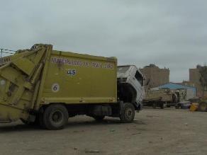 Chiclayo: lamentan que maquinaria de limpieza esté malograda