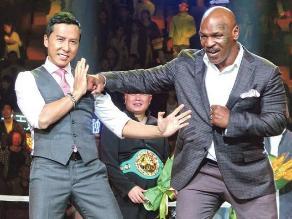 YouTube: Mike Tyson demostró sus habilidades en el kung-fu