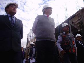 Cusco: Reforzarán vigas y columnas en el estadio Garcilaso