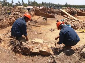 Marcahuamachuco: invertirán 2 millones y medio para recuperar estructuras