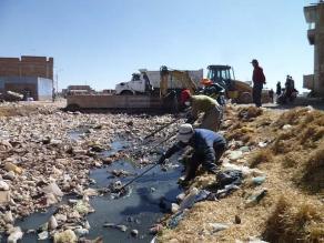 Puno: en 15 días limpiarán cauce de ríos Torococha y Coata
