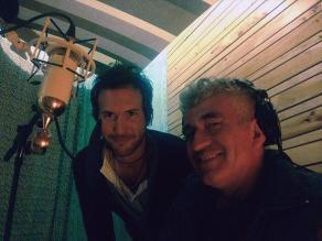 Facebook: Jorge González regresa a los estudios de grabación
