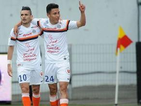 Jean Deza nuevamente convocado por Montpellier que enfrenta al Lille