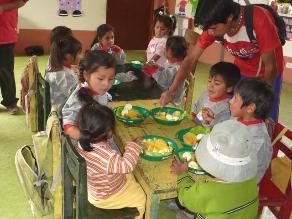 Huancayo: dos de cada diez niños presentan riesgo nutricional
