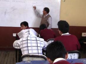Huancayo: UGEL aprueba cierre del año escolar en noviembre