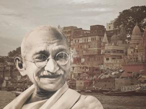 Efemérides del 02 de octubre: nace el pensador Mahatma Gandhi
