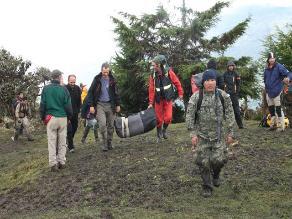 Amazonas: equipo de doce personas rescatarán cuerpo de espeleólogo