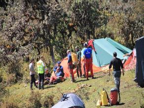 Amazonas: guía manifiesta que espeleólogo polaco falleció tras caída