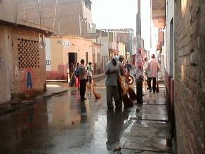 Ayacucho: hallan restos humanos tirados en el distrito de Santillana