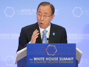 ONU: Ban Ki-moon visitará Bolivia para cumbre de cambio climático