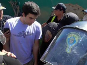 Mateo Silva Martinot salió de prisión de Cañete