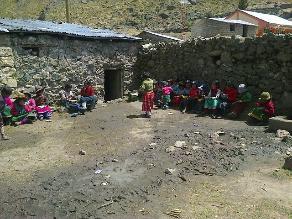 El Niño: llegan 40 aulas prefabricadas para La Libertad