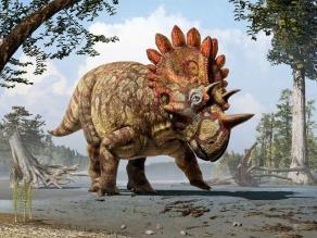 Actividad volcánica contribuyó a extinción de dinosaurios