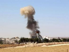 Rusia dice haber destruido centros de mando del Estado Islámico