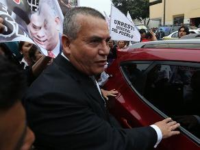 Caso Bustíos: desalojan a Urresti de la sala tras polémica con testigo
