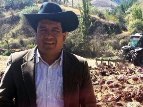 Cusco: presentaron a presuntos asesinos del exalcalde de Paruro