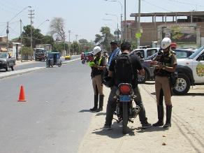 Trujillo: Motorizados marcharán contra imposición de uso de chalecos