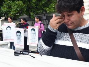CIDH pide reorientar investigación de los 43 desaparecidos de Ayotzinapa