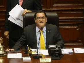 Luis Iberico: No es momento para censura a ministros por Las Bambas
