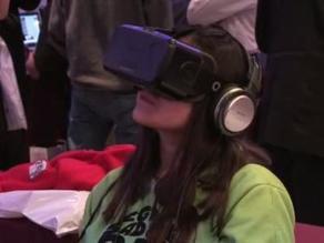 Robots movidos con la mente, drones y realidad virtual invaden Buenos Aires