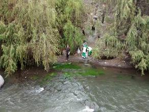 Arequipa: retiran 14 toneladas de basura del río Chili