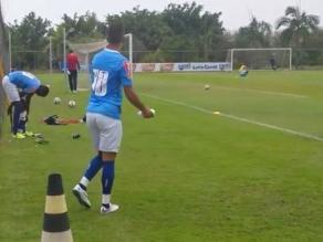 Youtube: Giorgian De Arrascaeta y un golazo en las prácticas de Cruzeiro