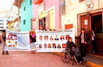 Otuzco: reprograman audiencia preliminar sobre accidente de Horna