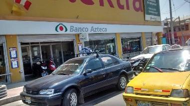 Chimbote: presunto explosivo genera alarma en tienda comercial