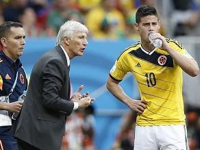 James Rodríguez: Real Madrid indignado por citación del cerebro merengue
