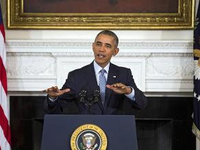 Obama: Acciones de Rusia en Siria son una