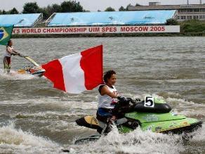 Paloma Noceda está lista para revalidar sus títulos mundiales