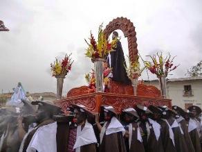 Huamachuco: este domingo es la procesión del 'Taita Pancho'