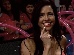 Combate: Paloma Fiuza se puso celosa del 'Papi' Eduardo Pastrana