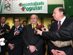 Cateriano: Las señales económicas del Perú