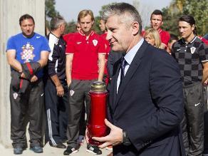 Croacia: Davor Suker fue denunciado por agredir a periodistas