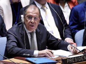 Rusia propone acuerdo de