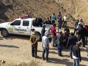 Ica: cuatro muertos y tres heridos dejó accidente en el distrito de Córdova