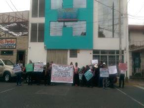 Arequipa: denuncian presunta negligencia médica en clínica