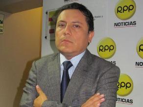 Trujillo: Chavimochic es utilizado para pagar favores políticos