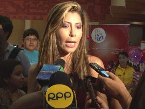 EGS: Milena Zárate se quebró al hablar de su enfermedad