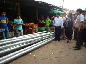 Chiclayo: comerciantes solicitan plan de ordenamiento para evitar desalojo