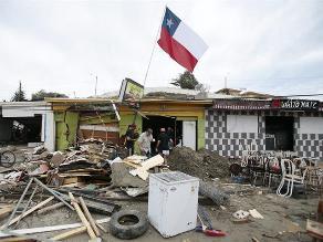 Chile: Sismo de 6,1 grados afecta a más de 20 localidades