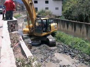 El Niño: Ejecutan obras de prevención en Contralmirante Villar
