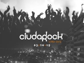 Ciudad Rock: Conoce el orden y horario de las bandas
