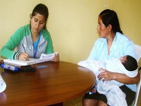 Chiclayo: más de 100 personas de Zaña recibieron DNI gratuito